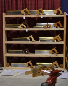 Blackburn Tools saw display at 2013 WIA.