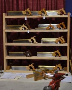 Blackburn Tools saw display at 2013 WIA.