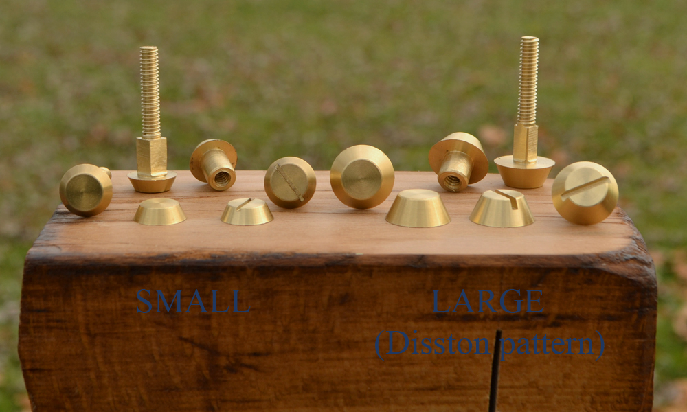Now selling truncated cone saw bolts and nuts | Blackburn Tools
